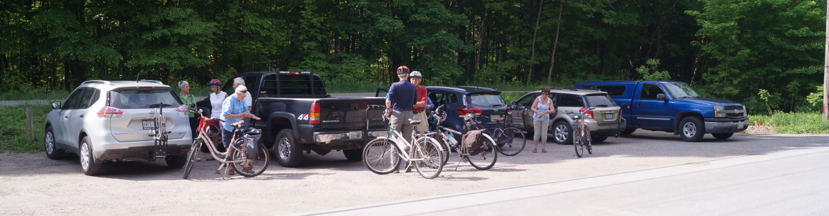 May 27, 2015 Cycle Ride in Oro-Medonte