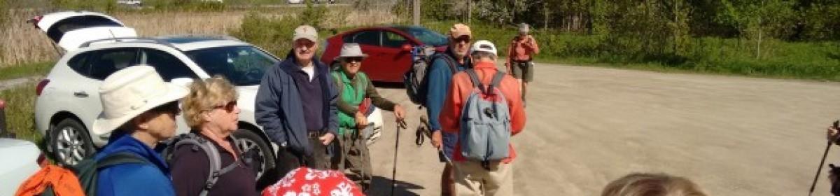 May 21, 2015 Thursday Hike